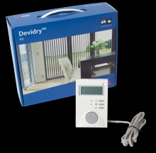 termostat Devidry Kit 55